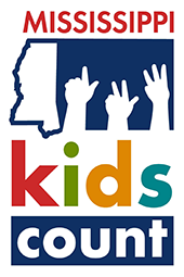 Mississippi Kids Count Logo.