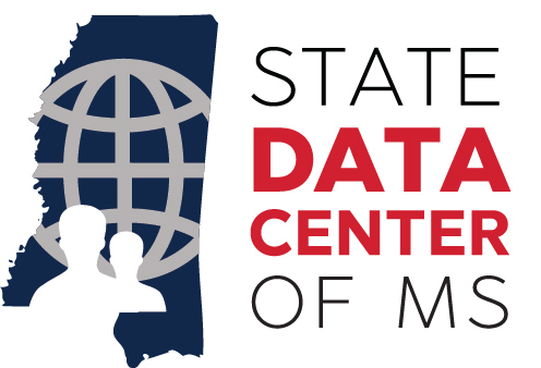 State Data Center of MS Logo.